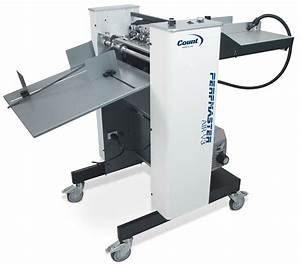 Count Perfmaster Air V3 Perforating And Scoring Machine By