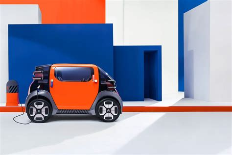 Electric Car Design From Citroën Is An Alternative To Cars