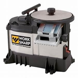 Work Sharp 3000 Wood Tool Sharpener WorkSharp WS3000