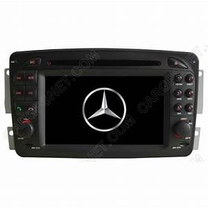 Sell Mercedes Ml W163 Gps Navigation Dvd Radio Head Unit