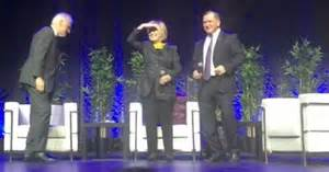 Bill and Hillary Clinton selling discounted tickets on Groupon after sparse crowds on speaking tour…