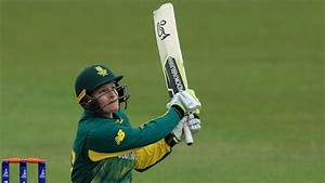 ICC Women's World Cup 2017: Lizelle Lee's 92 powers South ...