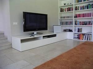 Tv Möbel Ecke : tv m bel nach mass anfertigen tv m bel hochglanz tv m bel einbau aller technischen details ~ Frokenaadalensverden.com Haus und Dekorationen