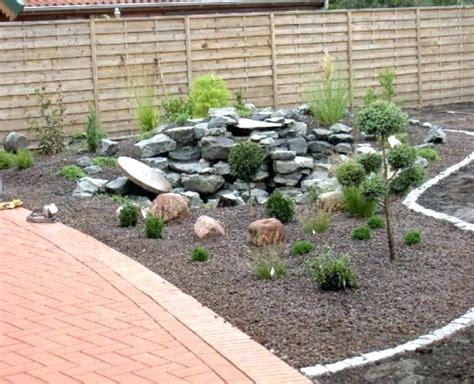 Gartengestaltung Ideen Mit Steinen by Garten Pflegeleicht Ideen