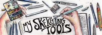 Tools Sketching Urban Why Drawing Kit Matter
