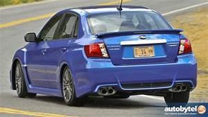 2012 Subaru Impreza WRX Sedan Test Drive & Car Video