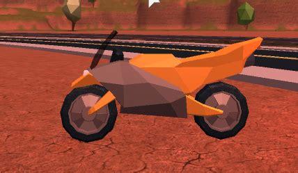 dirtbike roblox jailbreak wiki fandom powered  wikia