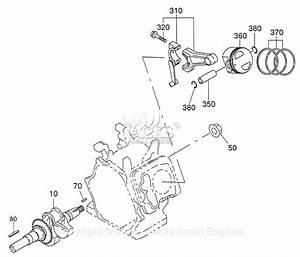 Robin  Subaru Ex27 Rev 09  08  Parts Diagram For Crankshaft