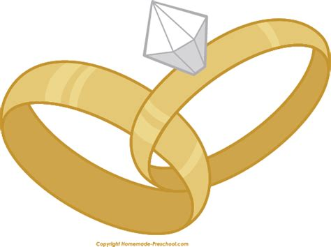 Ring Clipart Free Wedding Rings Clipart