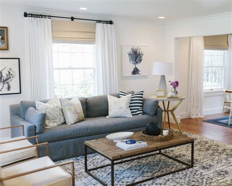 Narrow Living Room Layout With Fireplace by Lynwood Remodel Living Amp Dining Room Studio Mcgee