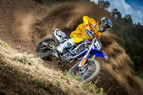 Luke Clout Signs With Serco Yamaha For 2014 Dirt Action