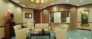 Medical Office Reception Desk Design