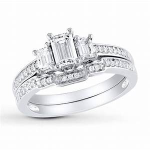 15 best of wedding rings for bride and groom sets With diamond wedding ring sets for bride and groom