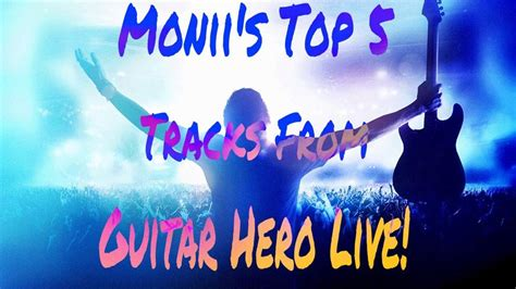 By reyadh rahaman published apr 14, 2021. My Top 5 Guitar Hero Live Songs (So Far) | Video Games Amino
