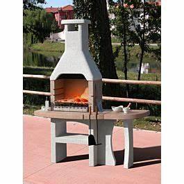 Barbecue En Pierre Mr Bricolage : barbecue fixe togo crystal sunday mr bricolage ~ Dallasstarsshop.com Idées de Décoration