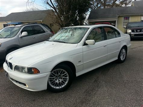 Bmw 5 Series 525i 2002  Auto Images And Specification