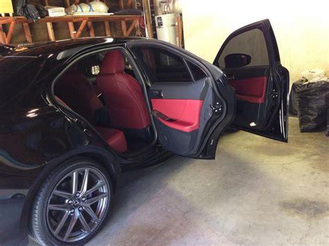 lexus is 250 red interior any reason not to get red interior clublexus lexus