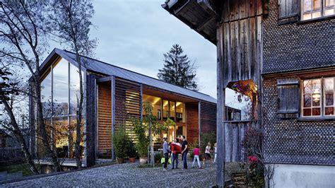 Moderne Häuser Bregenzerwald by Architektur Im Bregenzerwald Moderner Holzbau Verbindet