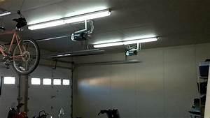 New Garage Lighting