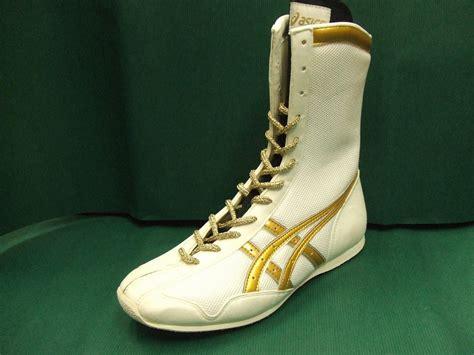 Asics Boxing Shoes (white