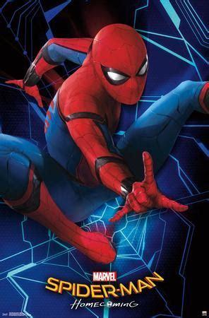 spider man homecoming spidey prints  allposterscom