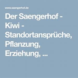 Der Saengerhof - Kiwi