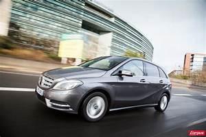 Mercedes Classe B 180 Cdi Boite Automatique : la classe b en mode 7g dct l 39 argus ~ Gottalentnigeria.com Avis de Voitures