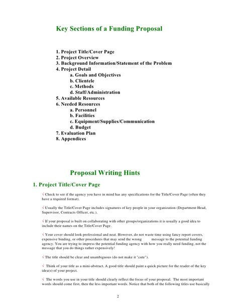 Essay About Community Service Project Proposal