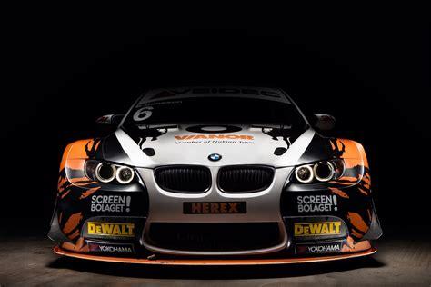 bmw  series  front racing car vianor herex dewalt
