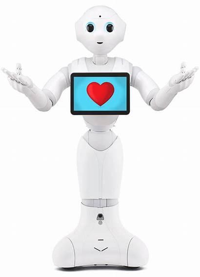 Pepper Robot Robots Alquiler Eventos Aplicaciones Algunas