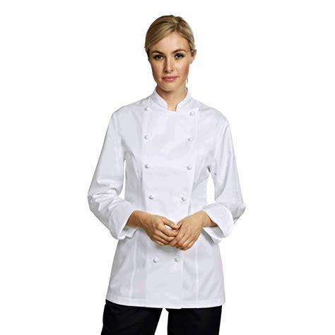 grand chef de cuisine veste de cuisine grand chef blanche