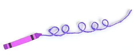 purple crayon clipart yarn inspired by harold and the purple crayon buggy