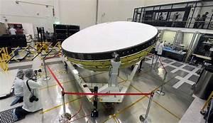 NASA vai enviar 'disco voador' ao planeta Vermelho   Cavok ...