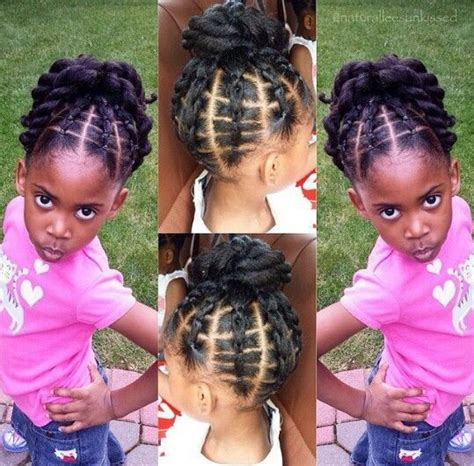 Beautiful Hairstyles For Your Baby Girl Amillionstyles com
