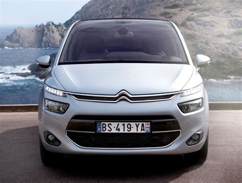 c4 picasso 2013 new citroen c4 picasso 2013 carwitter