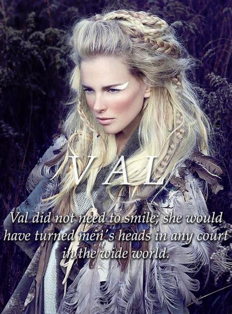 val game wildling princess hair hairstyles viking asoiaf tribal thrones wildlings vikings snow warrior makeup woman jon fantasy gaming bangs