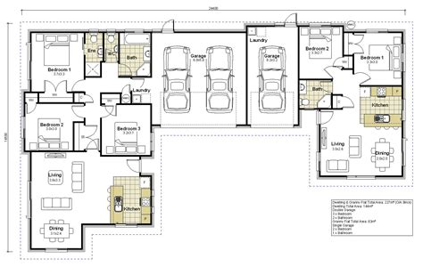 builders home plans investor homes plan ih227a