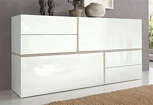 Günstige Sideboards Weiß Hochglanz : sideboard breite 170 cm online kaufen otto ~ Bigdaddyawards.com Haus und Dekorationen
