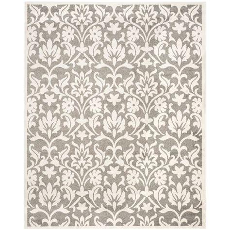 rugs for kitchen floors safavieh amherst gray beige 8 ft x 10 ft indoor 4951