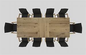 Dining Table Top View Hartmann Solid Wood Furniture ...