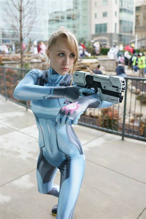 Samus Aran By The Geeky Gamer Girl 9gag