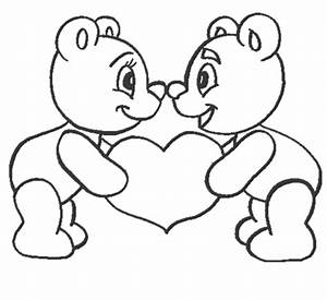 I Love You Coloring Pages | Coloring Town