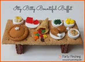 itty bitty bountiful buffet pinching