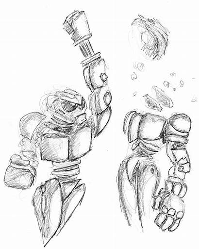 Steel Pages Robots Coloring Atom Robot Zeus