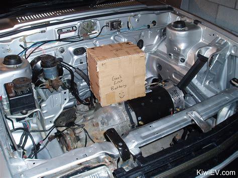 Ev Conversion by The Original Kiwi Ev Electric Car Conversion