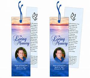 funeral bookmark template 22 free psd ai vector eps With memorial bookmarks template free