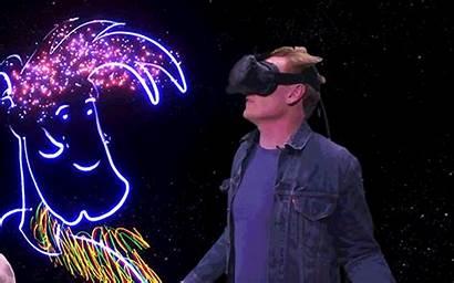 Vr Conan Virtual Reality Brush Tilt Devices