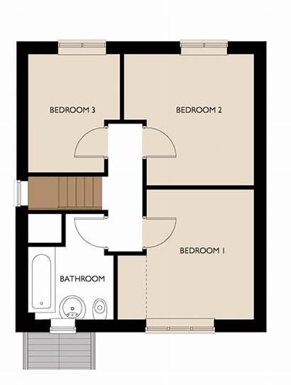 Floor Bedroom Homes