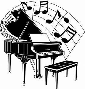 Jazz Piano Clip Art (28+)