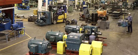 Electric Motor Repair Shop by In Shop Repair Ips Integrated Power Services